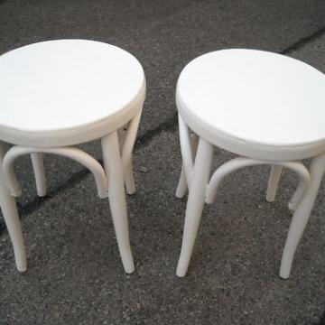 Vendita online sedie e sgabelli restauro mobili antichi - Mobili laccati bianchi ...